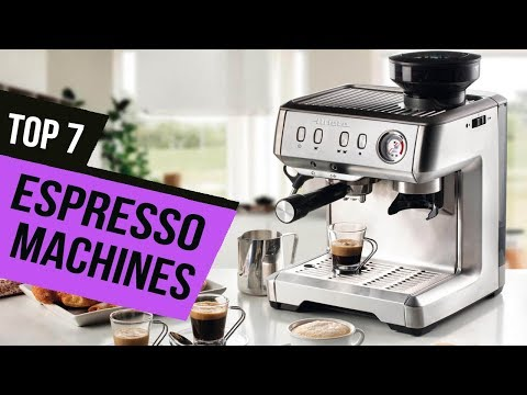 BEST ESPRESSO MACHINES! (2020)