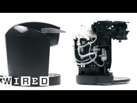 Tech Teardown: Keurig Coffee Maker | WIRED