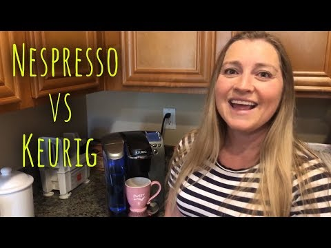 Nespresso vs  Keurig -☕- Our Coffee Machine Broke!