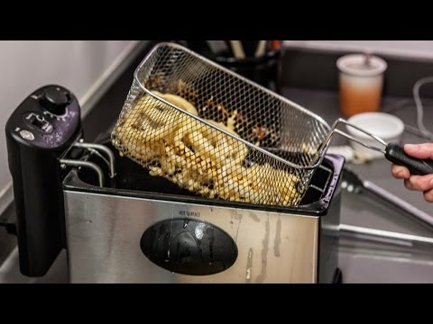Hamilton Beach Stainless Steel 12-Cup Deep Fryer Review – CHOW