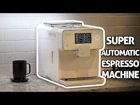 The Best Super-Automatic Espresso Machine? Terra Kaffe TK-01 Review