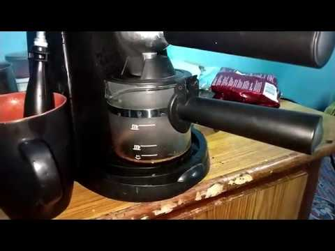 How to make cappuccino using Espresso Machine
