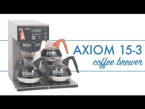 Bunn AXIOM 15-3 Coffee Brewer