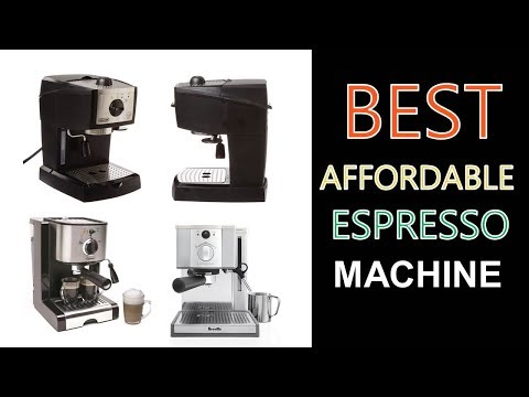 Best Affordable Espresso Machine 2020
