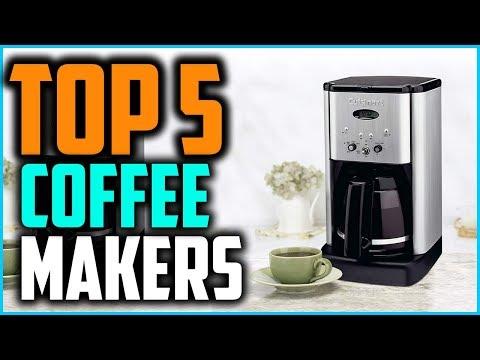 Top 5 Best Cuisinart Coffee Makers In 2019