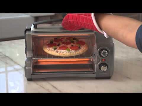 Hamilton Beach Easy Reach Toaster Oven 31334
