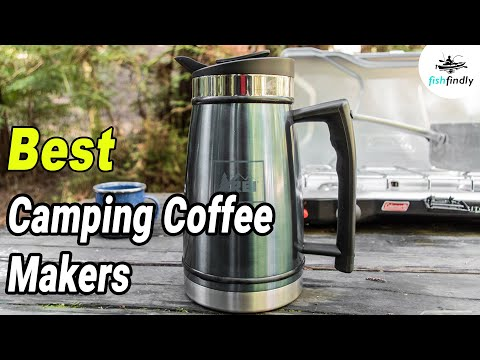 Best Camping Coffee Makers In 2020 – Top Reviews!