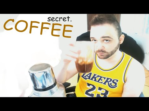 SECRET COFFEE RECIPE.