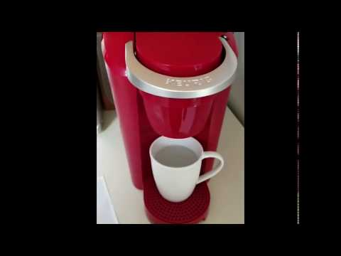 How to set up a Keurig k-compact classic series  Coffee maker / review