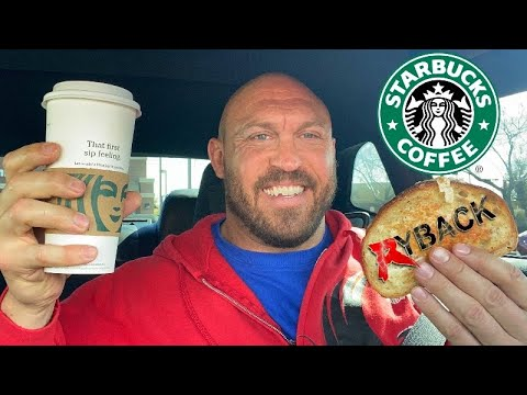 Starbucks Coffee Grilled Cheese Sandwich Food Review – Ryback Feeding Time