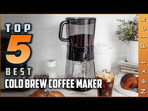 Top 5 Best Cold Brew Coffee Maker Review in 2020