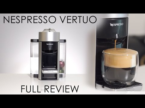 Nespresso Vertuo Review | Best Pod Coffee Machine?