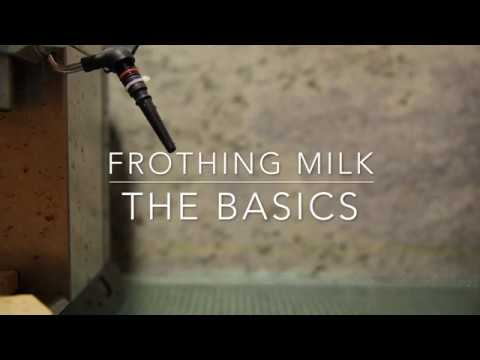 Frothing milk – The basics (with the DeLonghi Dedica espresso machine)
