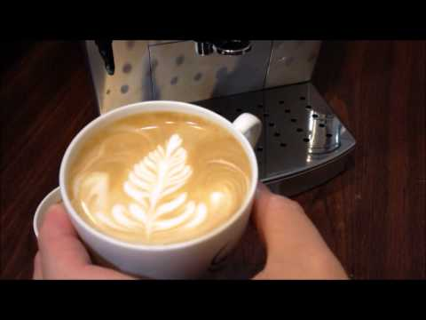 Delonghi ECAM 22.110.sb Latte art basic course 拿鐵拉花入門 by Arctic Coffee 北極海咖啡