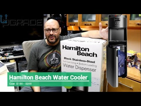 Hamilton Beach Water Cooler
