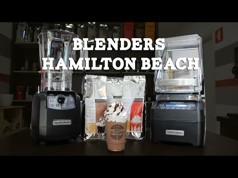 Liquidificadores Blenders Hamilton Beach!