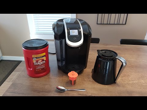 How To Use The Carafe With The Keurig 2.0