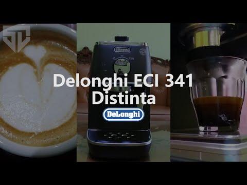 delonghi distinta espresso machine