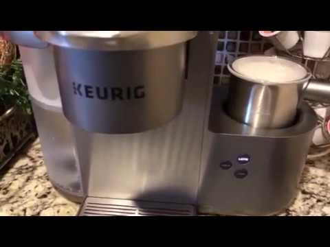 KEURIG K-CAFE -Latte & Cappuccino & Coffee ☕️