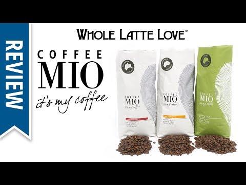 Review: Coffee MIO Whole Bean Blends: Espresso, Mio D'oro and Ufficio