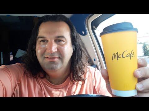 McDonald's McCafé® Premium Roast Coffee Review & Taste Test: $1 Dollar Coffee RevIew & Taste Test