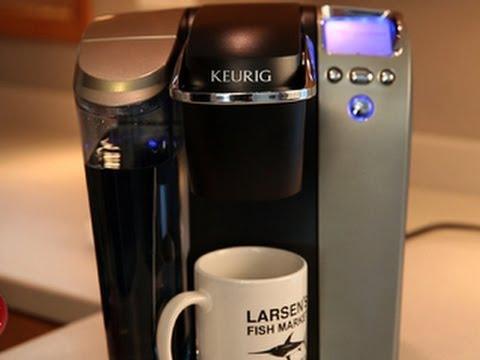First Look – Keurig K75 Platinum Brewing System