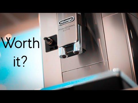 Delonghi Coffee Machine Worth It? | Delonghi Primadonna Elite