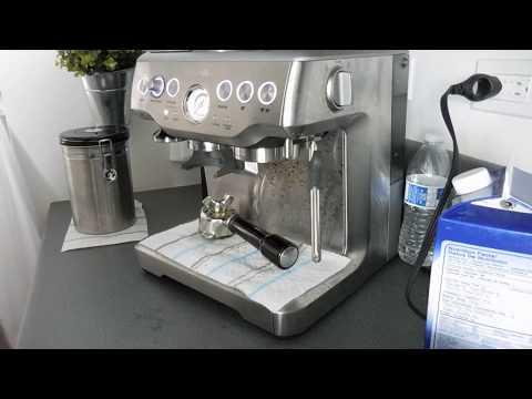 Breville BES870XL Barista Express Espresso Machine Español Puerto Rico
