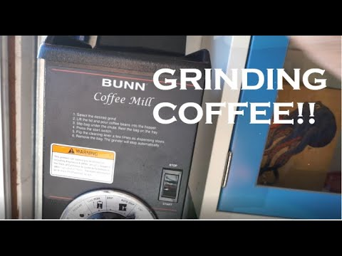 Coffee Grinder Review (Bunn Coffee Mill)