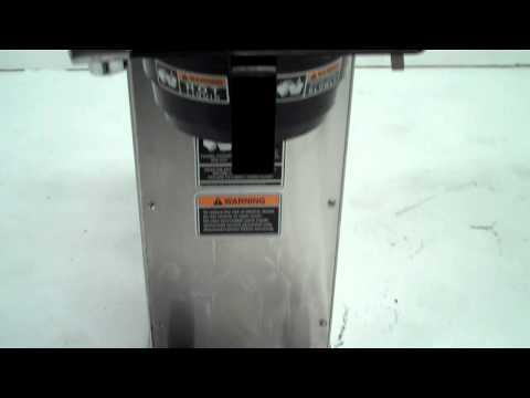 USED Bunn CWTF15 Coffee Machine