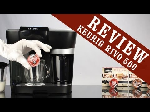 Keurig Rivo Review – Cappuccino & Latte Brewing System R500