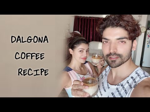 DALGONA COFFEE RECIPE DURING QUARANTINE | HOW TO MAKE THIS FROTHY COFFEE|