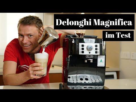 Delonghi Magnifica ECAM 22110b im Test | Kaffeevollautomat Update 2019