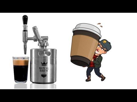 Royal Brew Nitro Coffee Maker Review