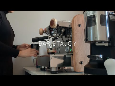 My own cafe, Barista Joy Studio, Home Espresso machine / grinder