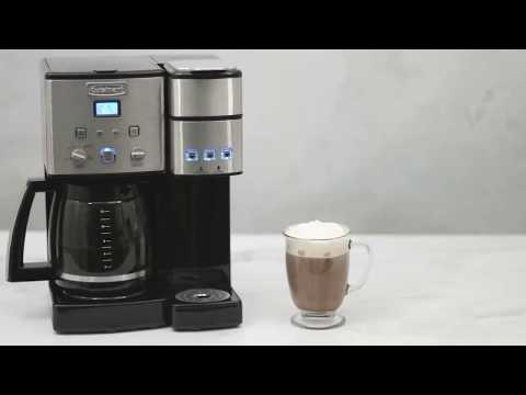 Cuisinart Coffee Center | Product Overview | ENG
