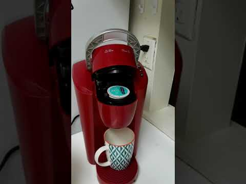 Keurig coffee k compact series.