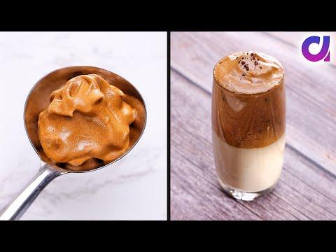 13 Awesome Coffee Hacks and Dalgona coffee Recipe | @Artkala