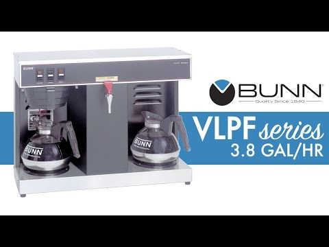 Bunn VLPF Automatic Coffee Brewer