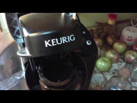 """Keurig """"hums"""" away, but won't brew!  In 10 sec / NO tools.. Fix your broken Keurig coffee maker!"""