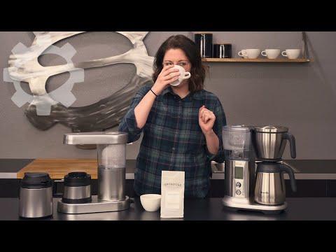 Ratio Six Coffee Maker vs. Breville Precision Brewer | Crew Comparison