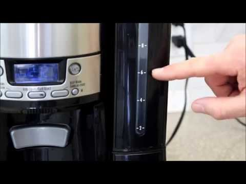Using Hamilton Beach BrewStation 12-cup Coffee Maker – Peter's Kitchen Corner