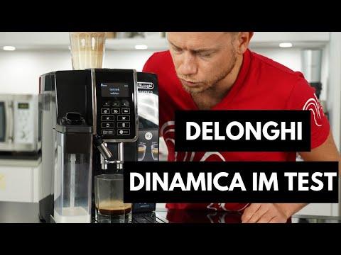Delonghi Dinamica Kaffeevollautomat im Test und Vergleich