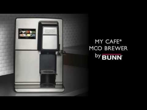 BUNN My Café® MCO Brewer