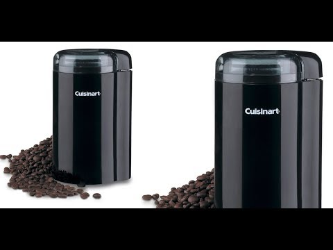 Cuisinart Coffee Bar Coffee Grinder Opening & Content Review