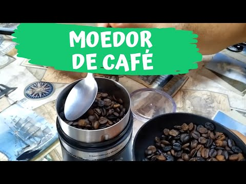 REVIEW DO MOEDOR DE CAFÉ HAMILTON BEACH