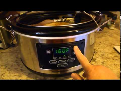 Review of Hamilton Beach 6 Quart Programmable Slow Cooker