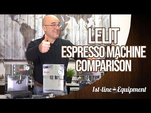 Comparison of Lelit PL41EM, PL41TEM, & PL41PLUST Espresso Machines