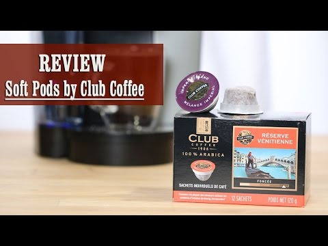 Review: Compatible Single Serve Coffee Pods for Keurig K-Cup Brewers by Club Coffee