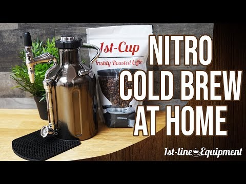 Detailed Overview: Growler Werks Ukeg Nitro Cold Brew Coffee Maker